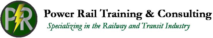 Power Rail Training & Consulting Inc.